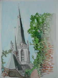 Kościół z Alsemberg (Belgia)