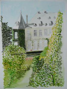 Pałac w la Hulpe ( Belgia)